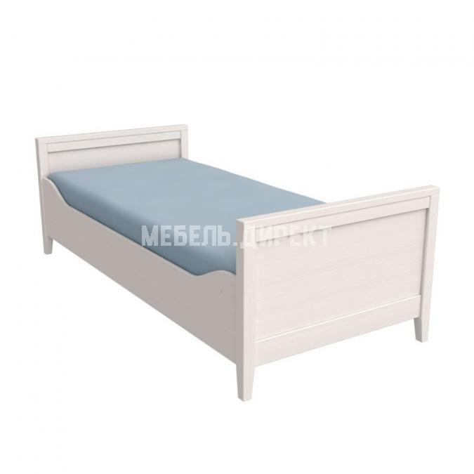 Кровать подростковая 120х200 Сиело