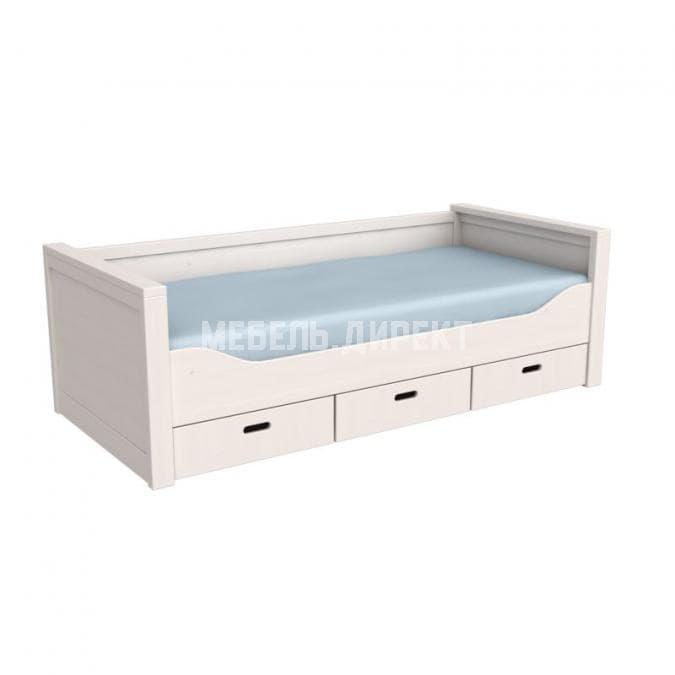 Кровать-диван подростковая с ящиками Сиело