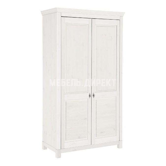 Шкаф для одежды Рауна 20 (белый воск УКВ)