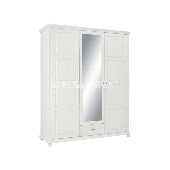 Шкаф трехдверный Елена 211