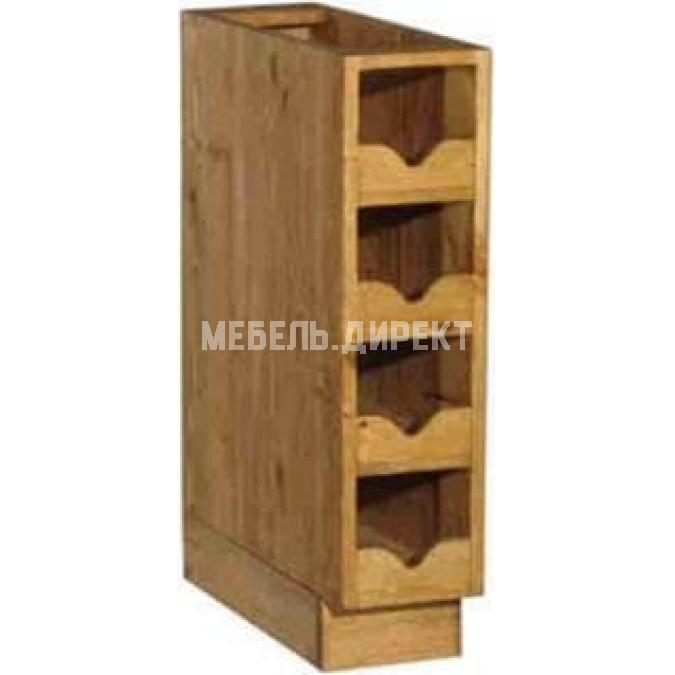 Шкаф-стол бутылочница ПЛ 21