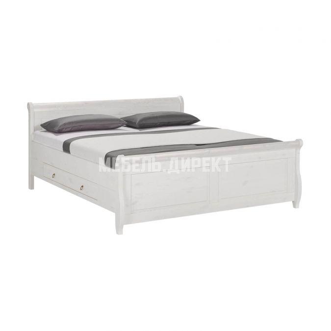 Кровать Мальта с ящиками 160х200