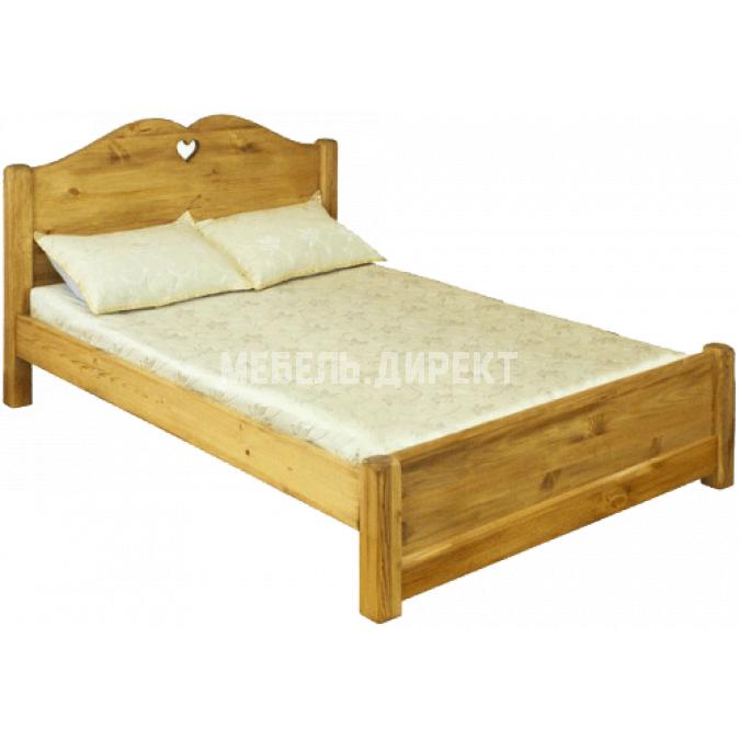 Кровать LIT COEUR 200х200 низкое изножье
