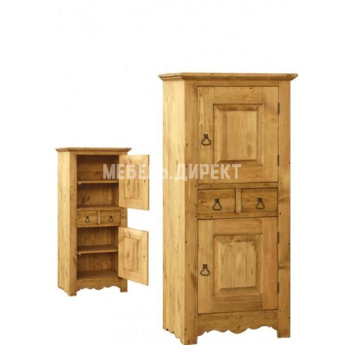 Шкаф для посуды ГРАНД ОМД РР с полными дверями