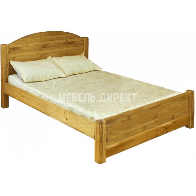 Кровать LMEX 140x200 низкое изножье