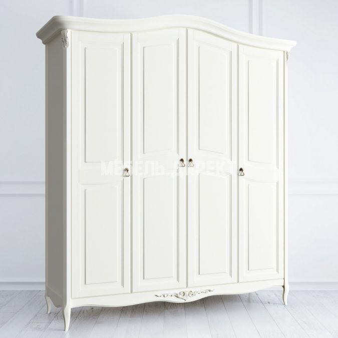 Шкаф 4 двери Romantic