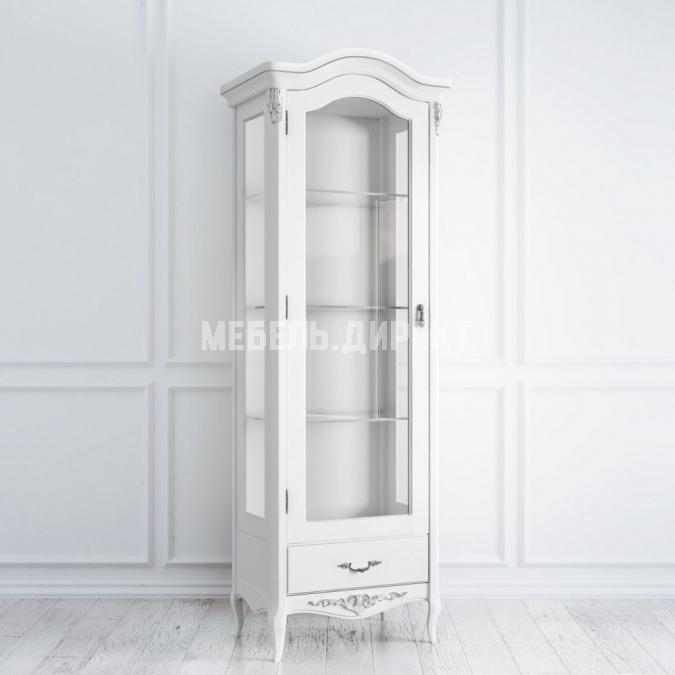 Стеклянная витрина L Silvery Rome