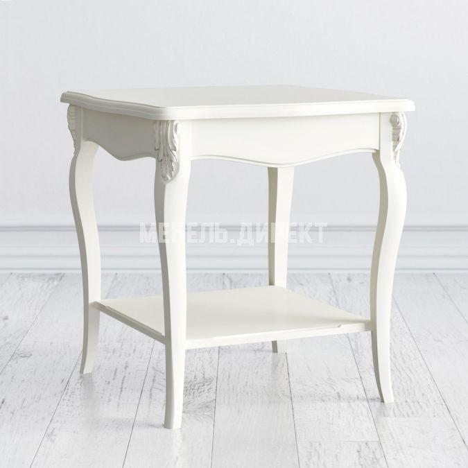 Столик квадратный Romantic