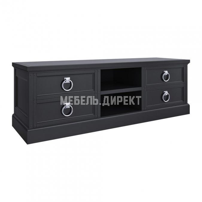 Тумба ТВ широкая Estate Black