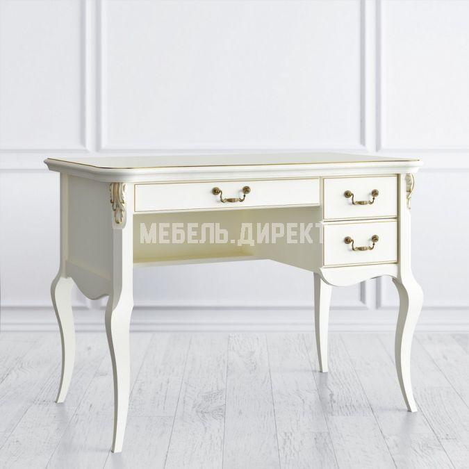 Кабинетный стол пристенный Romantic Gold (R)