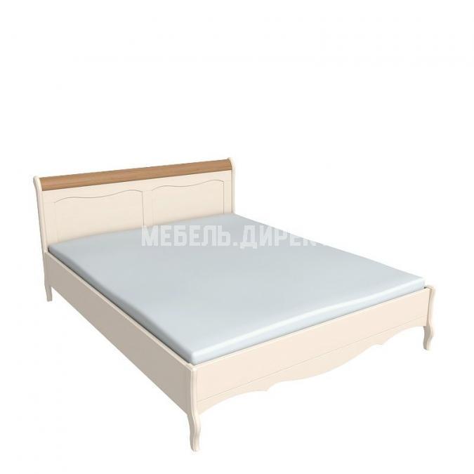 Кровать Лебо 180х200 (бежевый воск-антик)