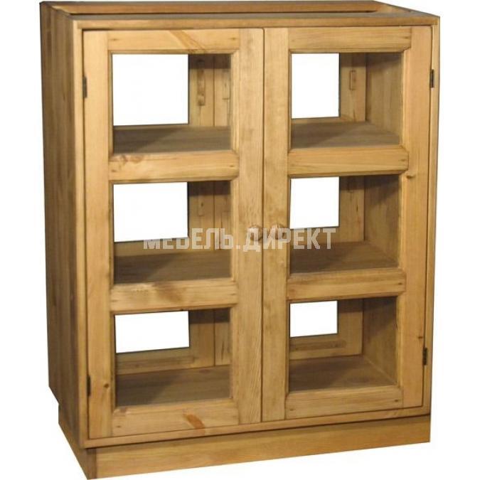 Шкаф-стол барный двери с 2-х сторон ПЛ30