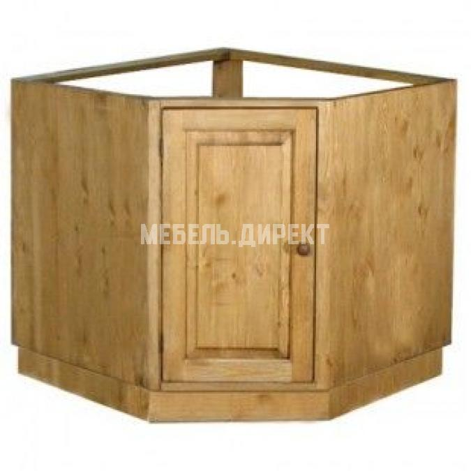 Шкаф стол угловой под мойку ПЛ 33 (85см)
