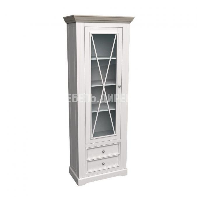 Шкаф для посуды Форест узкий 1 дверь 2 ящика