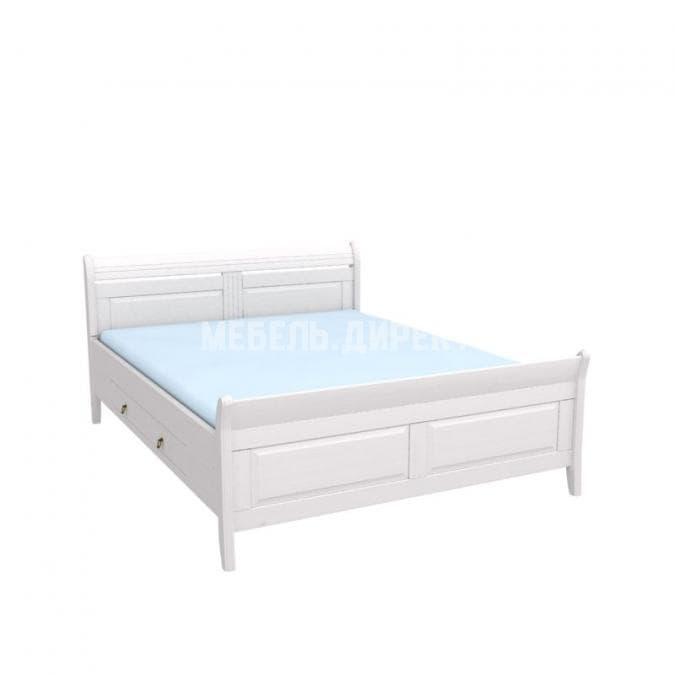 Кровать Бейли с ящиками 160х200
