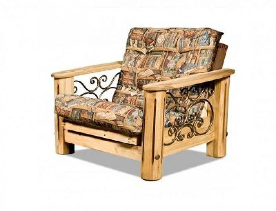 Кресла из массива дерева