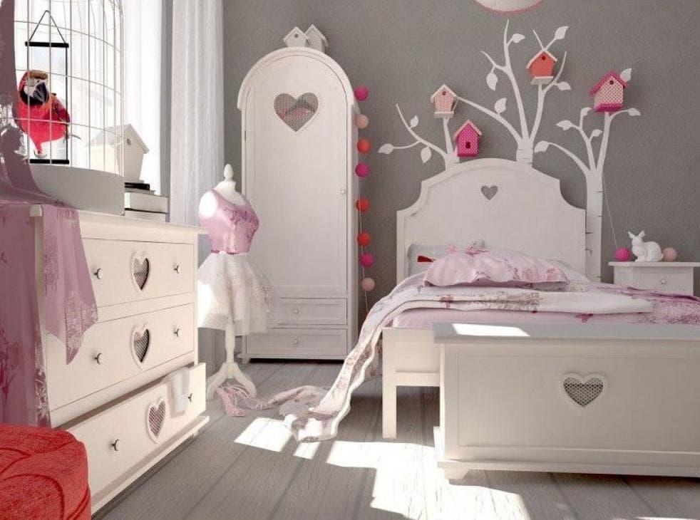 Коллекция мебели Аделина