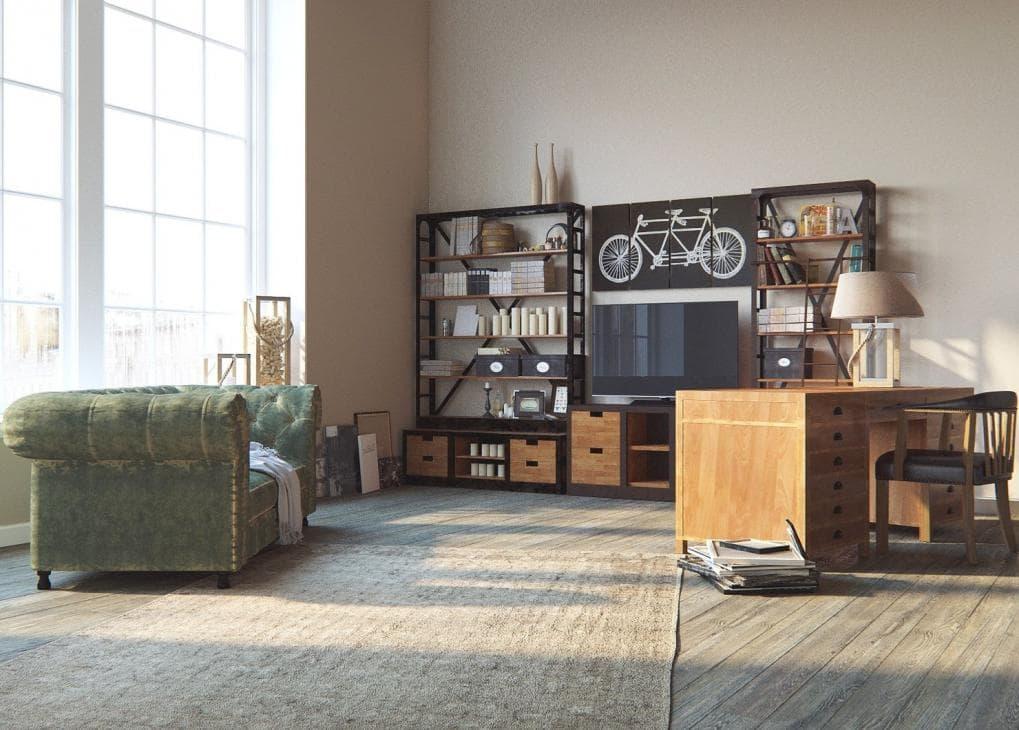 Коллекция мебели Индастриал (Industrial)