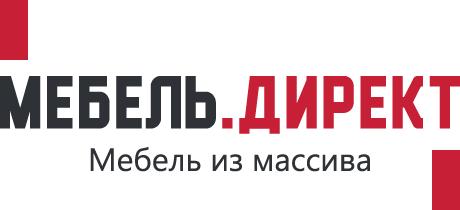Логотип Мебель.Директ